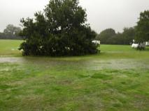 Hamble-School-Rain